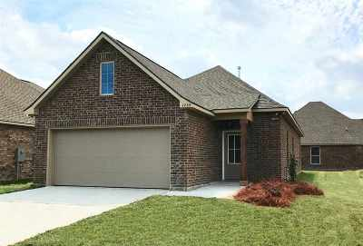 St Gabriel Single Family Home For Sale: 1735 Shadowbrush Way