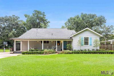 Baton Rouge Single Family Home For Sale: 1667 Ormandy Dr