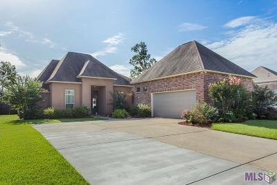 East Baton Rouge Parish Single Family Home For Sale: 10053 Montrachet Dr