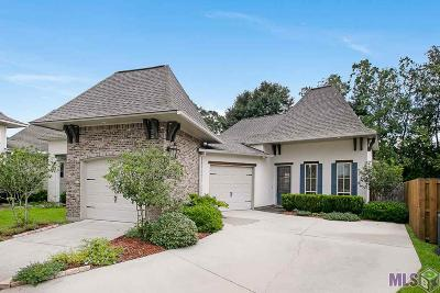 East Baton Rouge Parish Single Family Home For Sale: 18741 Old World Ct