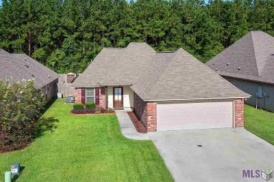 Livingston Single Family Home For Sale: 28315 Lake Bistineau Dr