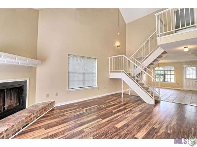 East Baton Rouge Parish Condo/Townhouse For Sale: 2074 Michel Delving Rd