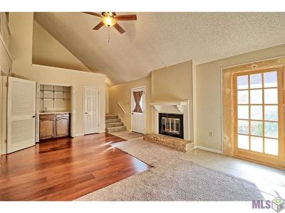 Zachary Condo/Townhouse For Sale: 2025 Shire Ln