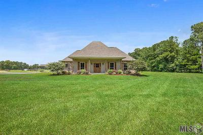 Greenwell Springs Single Family Home For Sale: 29885 Greenwell Springs Rd