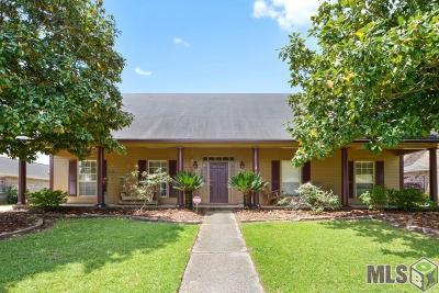 Baton Rouge Single Family Home For Sale: 12336 Cardeza Ave
