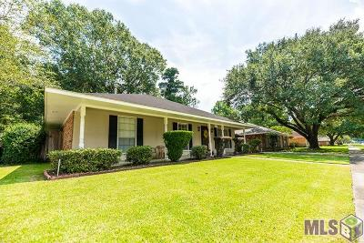 Baton Rouge LA Single Family Home For Sale: $164,900
