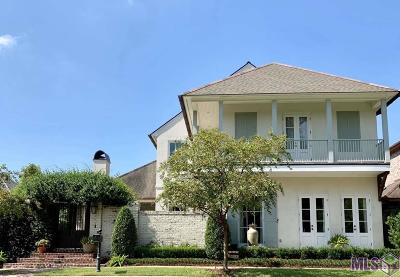 Prairieville Single Family Home For Sale: 7209 Lanes End
