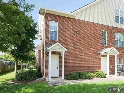 Baton Rouge LA Condo/Townhouse For Sale: $144,000
