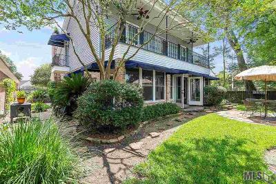 Baton Rouge Single Family Home For Sale: 12003 Beauverde Ct