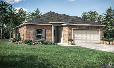 Livingston Parish Single Family Home For Sale: 11609 Hideaway St