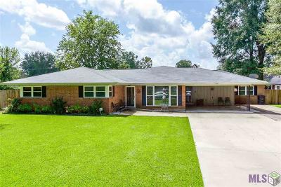 East Baton Rouge Parish Single Family Home For Sale: 9566 E Van Pl