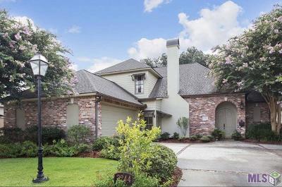 East Baton Rouge Parish Single Family Home For Sale: 2244 Sassy Ln