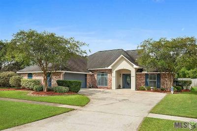Livingston Parish Single Family Home For Sale: 10108 Summerfield Dr