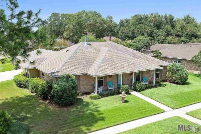 East Baton Rouge Parish Single Family Home For Sale: 14048 Katherine Ave