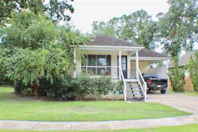 East Baton Rouge Parish Single Family Home For Sale: 3920 Cypress Park Dr
