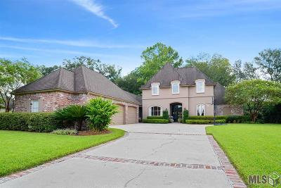 Baton Rouge LA Single Family Home For Sale: $695,000