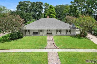 Baton Rouge Single Family Home For Sale: 8727 Scarlett Dr