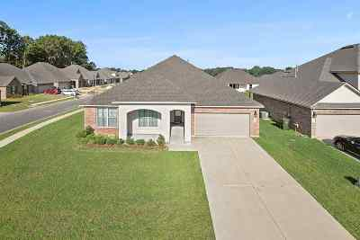 Zachary Single Family Home For Sale: 21301 Hayfield Dr