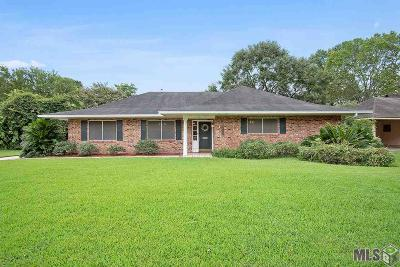 East Baton Rouge Parish Single Family Home For Sale: 1611 S Woodhaven St