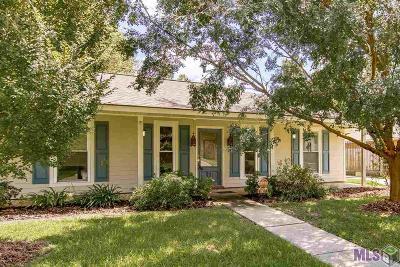 East Baton Rouge Parish Single Family Home For Sale: 1917 E Marsden Pl