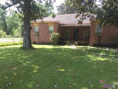 Baton Rouge Single Family Home For Sale: 5565 Dutton Ave