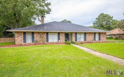 Baton Rouge Single Family Home For Sale: 335 Kenilworth Pkwy