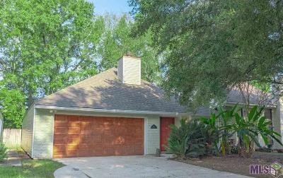 Baton Rouge Single Family Home For Sale: 9147 Fox Run Ave