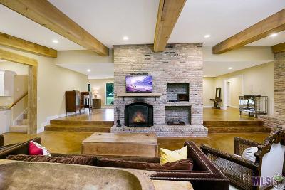 Central Single Family Home For Sale: 12024 Lovett Rd