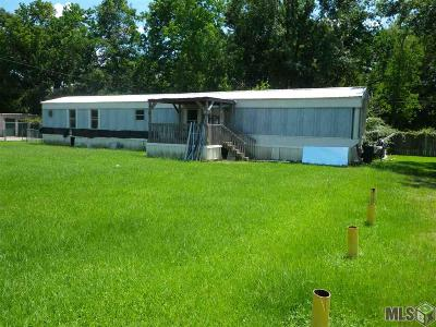 Rural Tract (No Subd) Rental For Rent: 37043 Old Perkins Rd