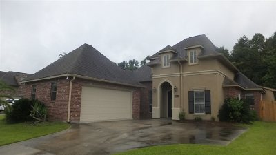 Geismar Single Family Home For Sale: 12331 Legacy Hills Dr