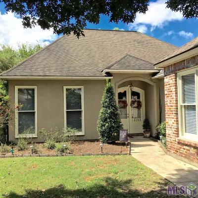 Gonzales Single Family Home For Sale: 40103 Eagles Nest Dr