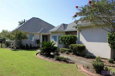 Gonzales Single Family Home For Sale: 5256 Courtyard Dr