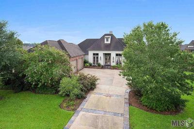 Prairieville, Geismar, Gonzales, Baton Rouge Single Family Home For Sale: 3041 Grand Way Ave