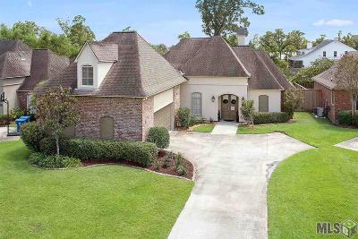 Prairieville Single Family Home For Sale: 36145 Bluff Meadows Dr