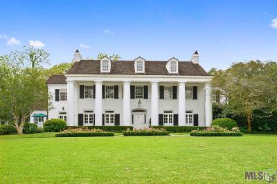 Prairieville, Geismar, Gonzales, Baton Rouge Single Family Home For Sale: 498 S Lakeshore Dr