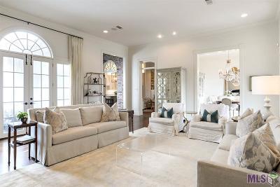 Prairieville, Geismar, Gonzales, Baton Rouge Single Family Home For Sale: 933 Crown Way