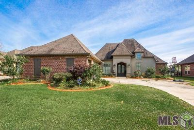 Denham Springs Single Family Home For Sale: 8024 Glacier Bay Dr