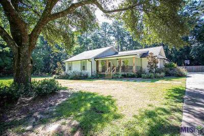 Greenwell Springs Single Family Home For Sale: 15820 Chaumont Dr