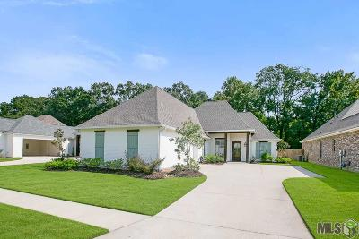 Prairieville Single Family Home For Sale: 37395 Whispering Hollow Ave