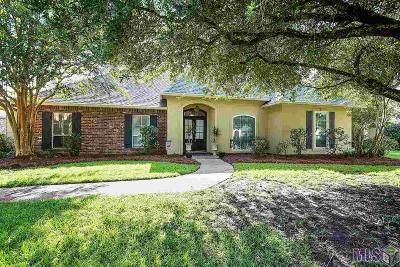 Baton Rouge Single Family Home For Sale: 6317 Riverbrook Dr
