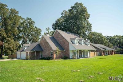 Baton Rouge Single Family Home For Sale: 16211 Coliseum Ave