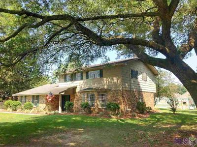 Zachary Single Family Home For Sale: 4766 Fennwood Dr