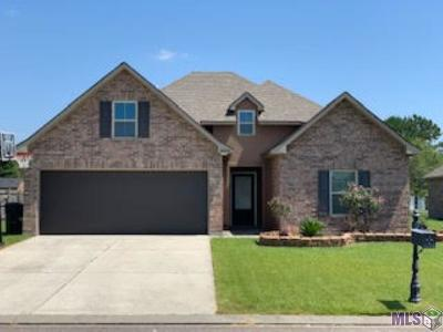 Prairieville Single Family Home For Sale: 42643 Wynstone Dr