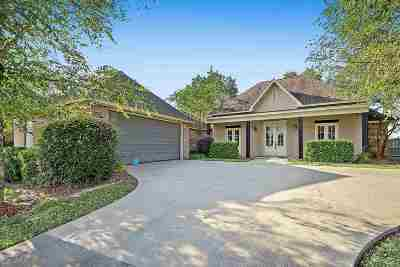 Zachary Single Family Home For Sale: 1918 Pointe South Dr