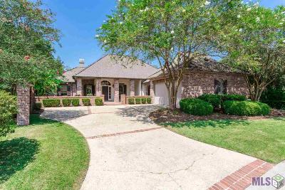 Baton Rouge Single Family Home For Sale: 17417 Club View Ct