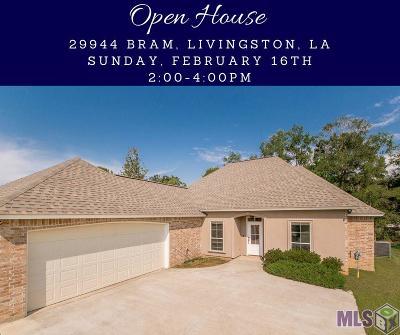 Livingston Single Family Home For Sale: 29944 Bram