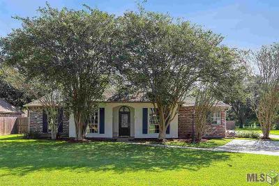 Prairieville Single Family Home For Sale: 15282 Ryan Ave