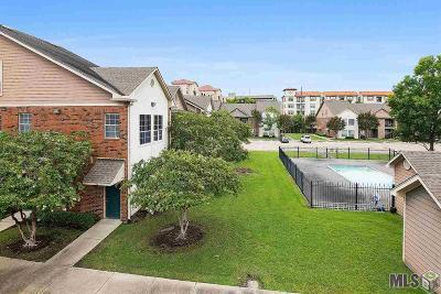 Baton Rouge Condo/Townhouse For Sale: 710 E Boyd Dr #708