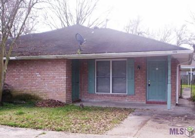 Baton Rouge Condo/Townhouse For Sale: 11128 Susan Ave