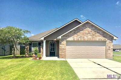 Prairieville Rental For Rent: 42412 Cedarstone Ave